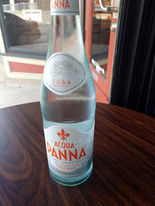 Acqua Panna Bottled Water