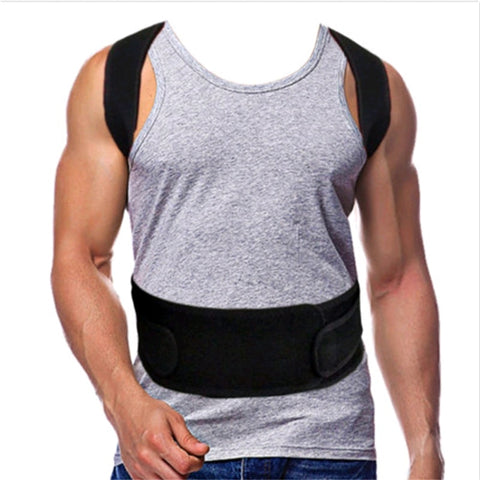 Adjustable Back Brace Posture Corrector