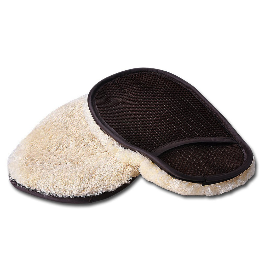 Wool n' Cashmere Car Wash Mitt