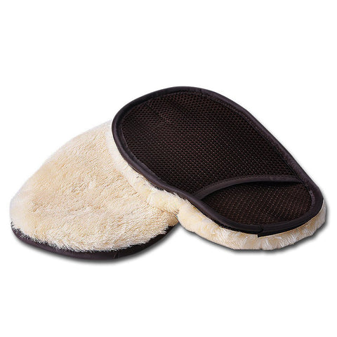 Image of Wool n' Cashmere Car Wash Mitt