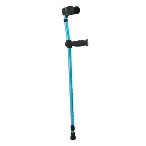 Image of Foldable Walking Forearm Crutches (Walking Stick)