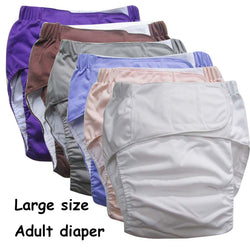 Reusable Adult Diaper (Waterproof)