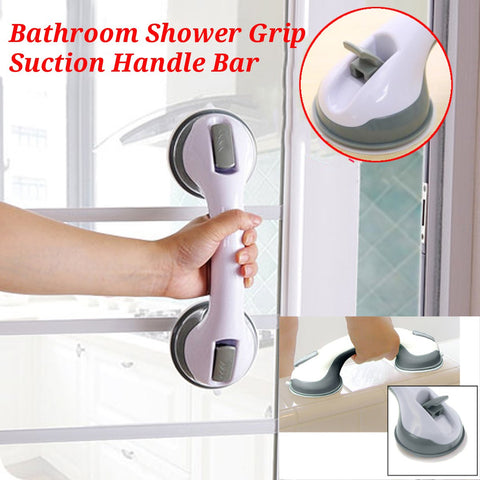 Bathroom Suction Cup Handle Rail for Elderly Safety