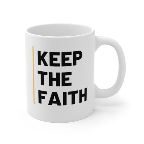 Keep The Faith Mug 11oz