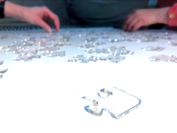 Positively Puzzled: Clear Puzzle