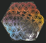 The Flower of Life Puzzle
