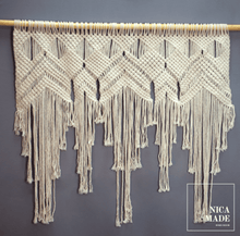 "Load image into Gallery viewer, ""Oasis"" Macrame Wall Hanging Decor 