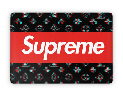 Apple MacBook Supreme Psychedellic LV  Skin Sticker - Luxury Vinyl