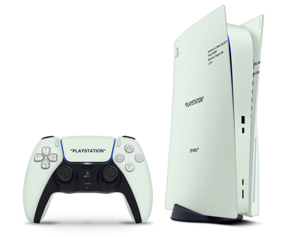 PlayStation PS5 OffWhite PlayStation PS5 Skin Sticker - Luxury Vinyl