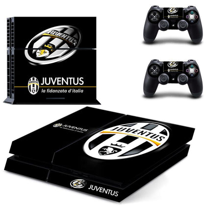 PlayStation PS4 Juventus Skin Sticker - Sport Vinyl