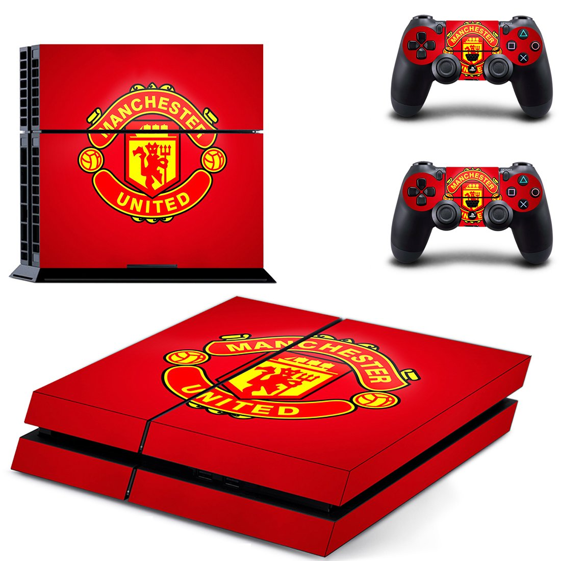 Manchester United PS4 Skin Sticker Wrap