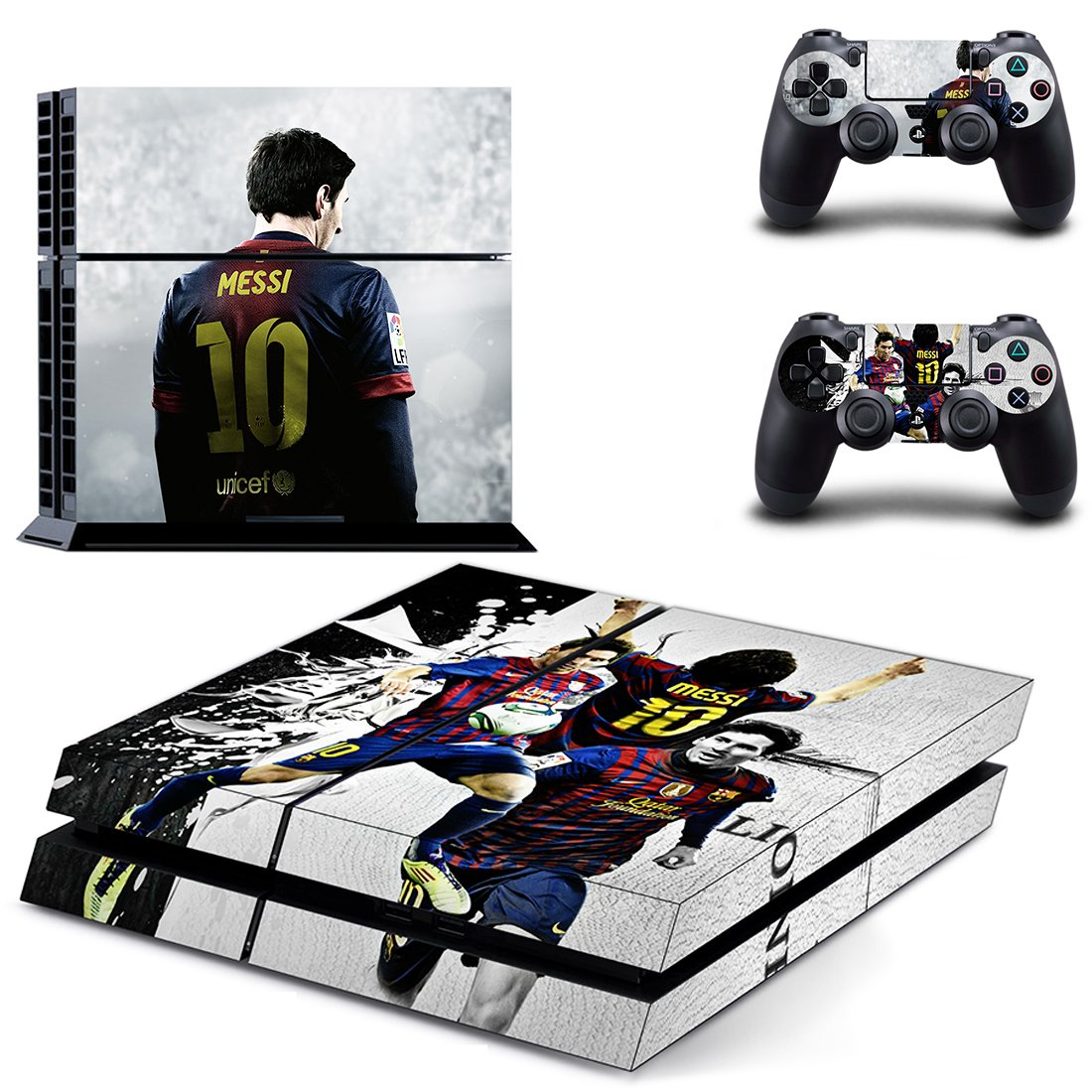 Lionel Messi PS4 Skin Sticker Wrap