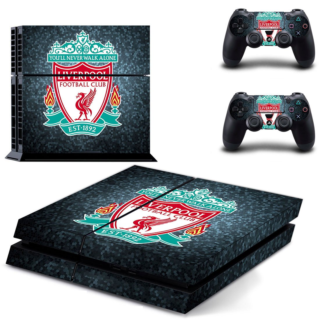 Liverpool PS4 Skin Sticker Wrap
