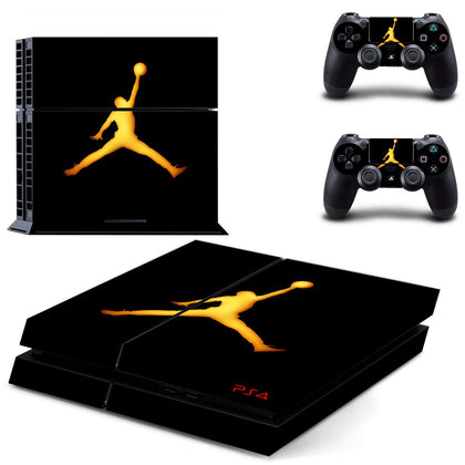 PlayStation PS4 Nike Skin Sticker - Popculture Vinyl