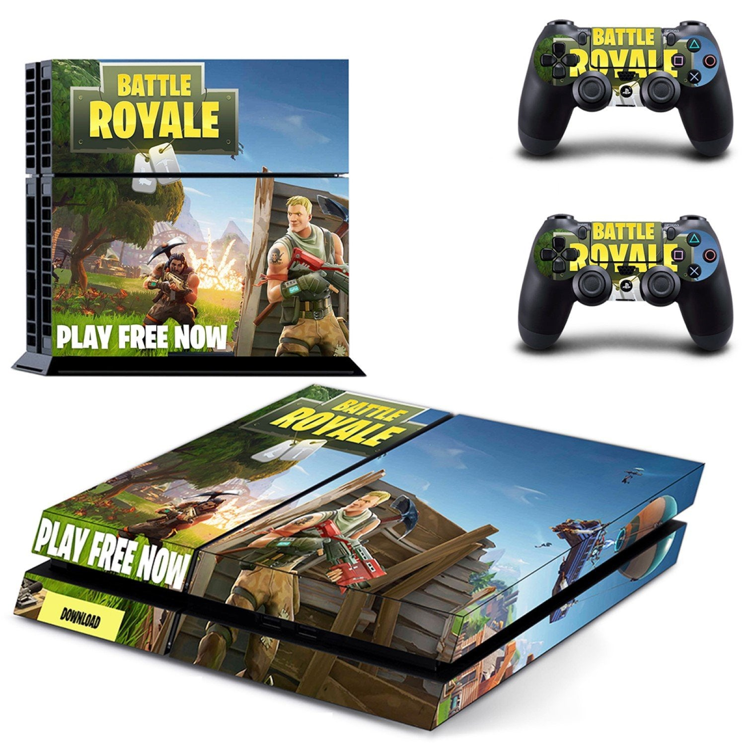 Fortnite PS4 Skin Sticker Wrap