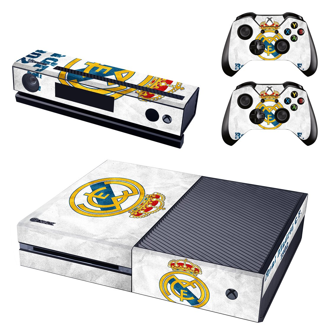 Real Madrid Xbox One Skin Sticker Wrap