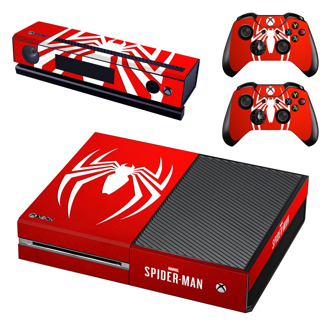 Spider-Man Xbox One Skin Sticker Wrap