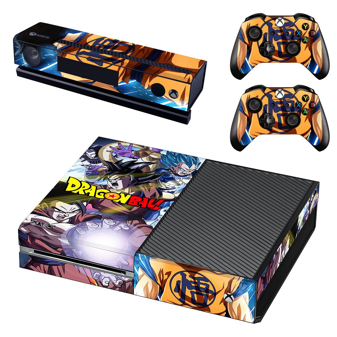 Dragon Ball Xbox One Skin Sticker Wrap