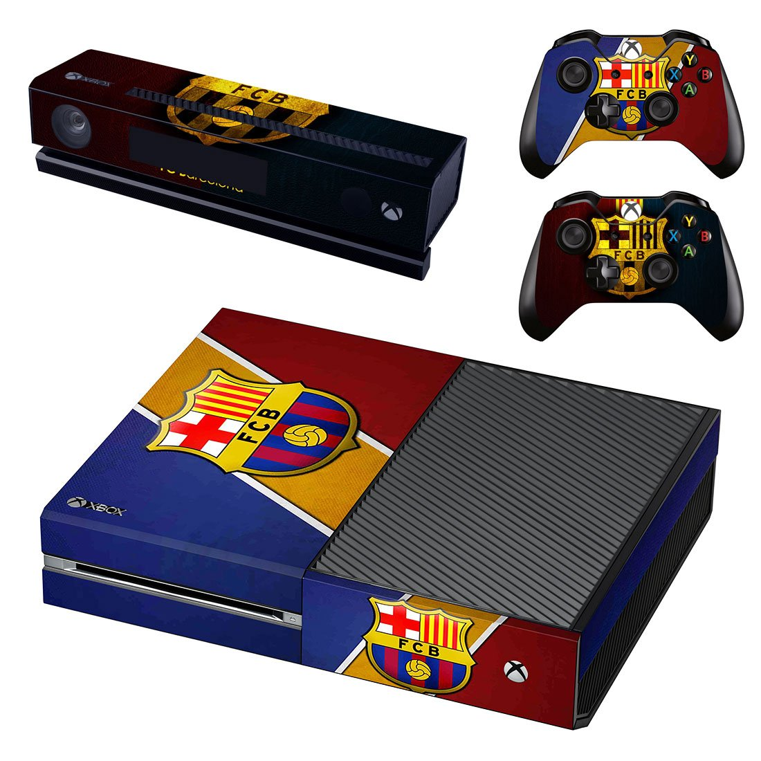 Barcelona Xbox One Skin Sticker Wrap