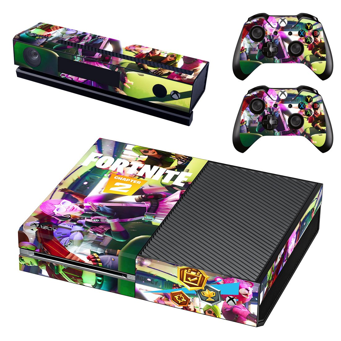 Fortnite Xbox One Skin Sticker Wrap