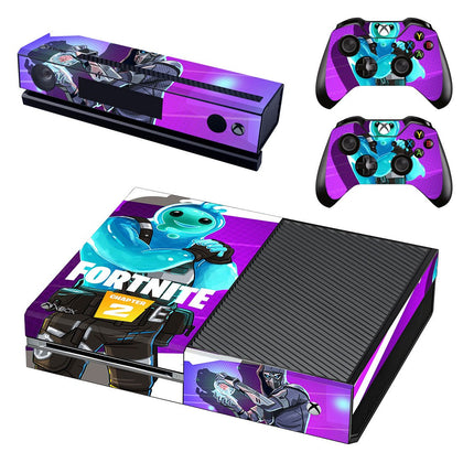 Xbox Xbox One Fortnite Skin Sticker - Game Vinyl