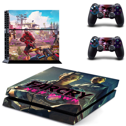 PlayStation PS4 FarCry Skin Sticker - Game Vinyl