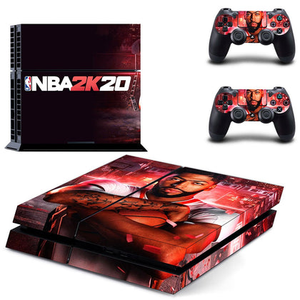 PlayStation PS4 NBA 2K Skin Sticker - Game Vinyl