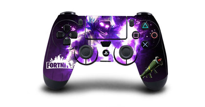 PlayStation PS4 Controller Fortnite Skin Sticker - Game Vinyl