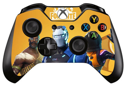 Xbox Xbox One Controller Fortnite Skin Sticker - Game Vinyl