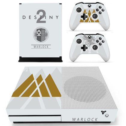 Xbox Xbox One S Destiny Skin Sticker - Game Vinyl