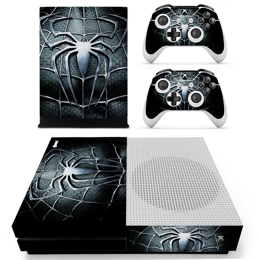 Spider-Man Xbox One S Skin Sticker Wrap