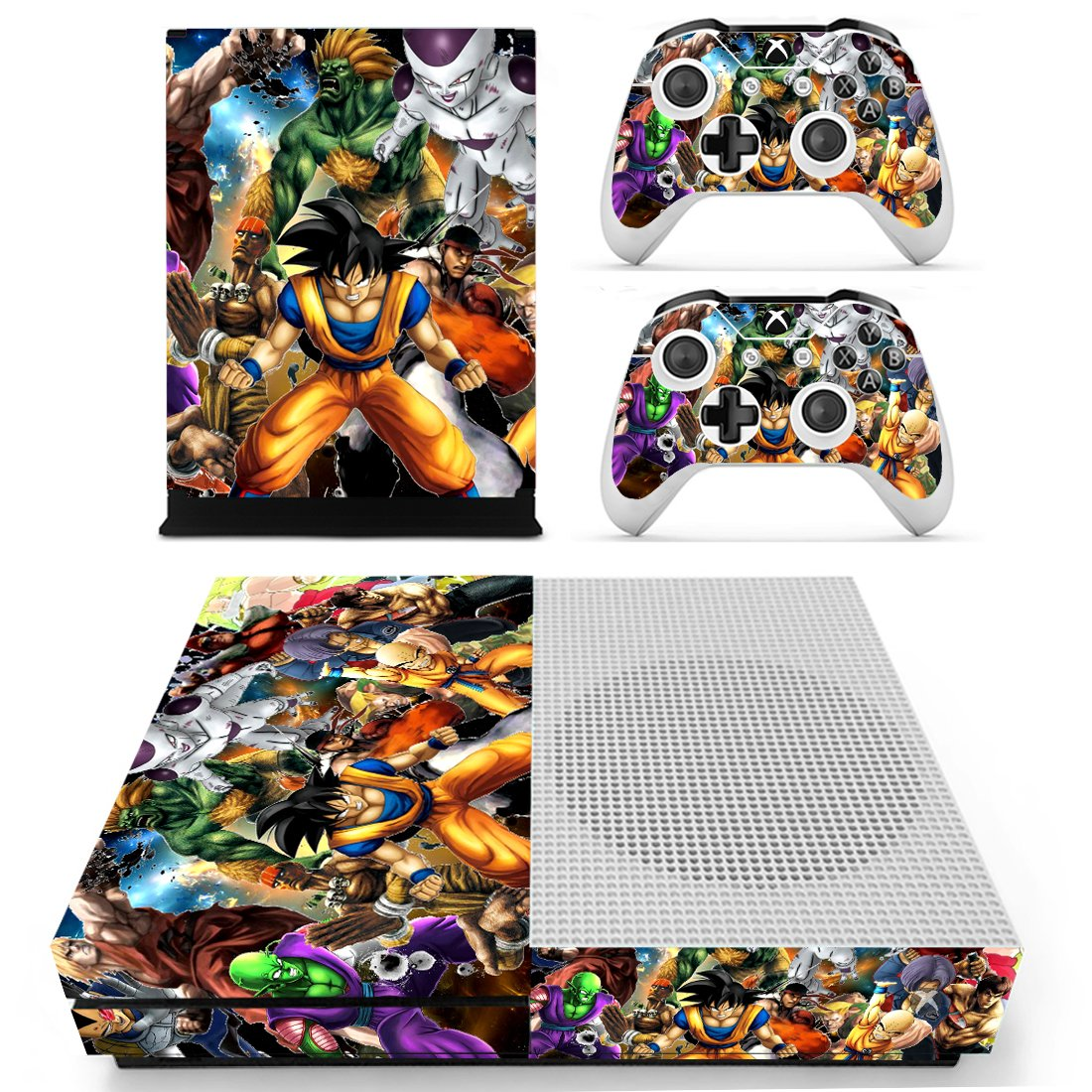 Dragon Ball Xbox One S Skin Sticker Wrap