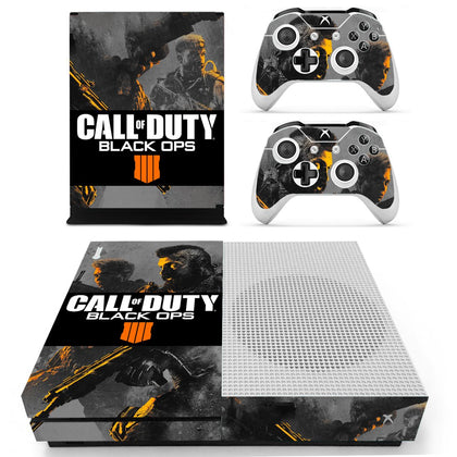 Xbox Xbox One S Call Of Duty Skin Sticker - Game Vinyl