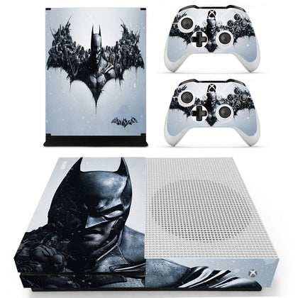 Xbox Xbox One S Batman Skin Sticker - Superhero Vinyl