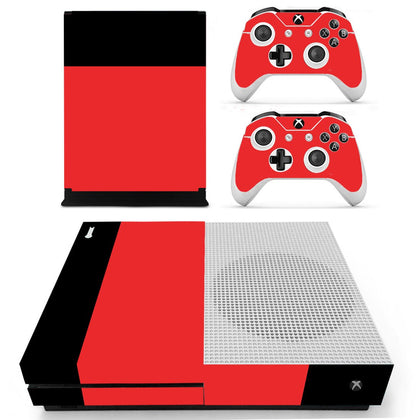 Xbox Xbox One S Solid Colours Skin Sticker - Design Vinyl