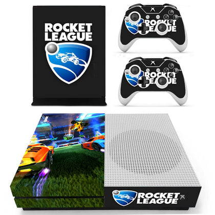 Xbox Xbox One S Rocket League Skin Sticker - Game Vinyl