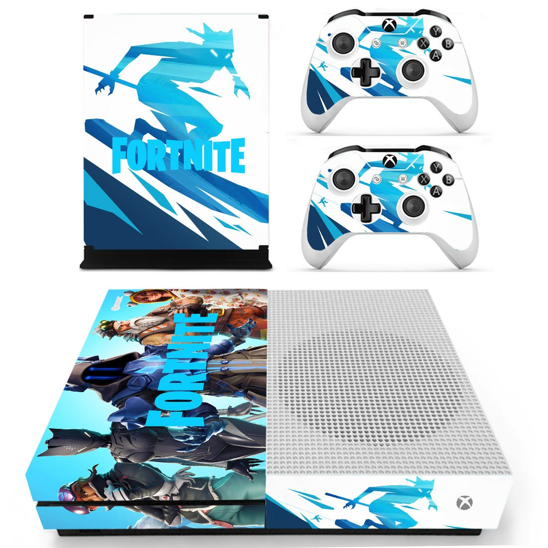 Fortnite Xbox One S Skin Sticker Wrap
