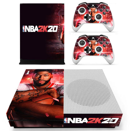 Xbox Xbox One S NBA 2K Skin Sticker - Game Vinyl