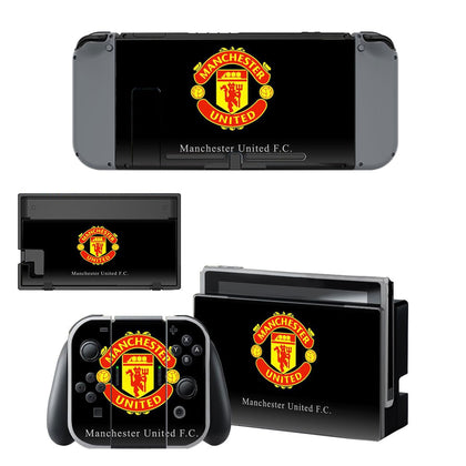 Nintendo Nintendo Switch Manchester United Skin Sticker - Sport Vinyl