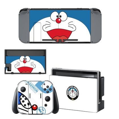 Nintendo Nintendo Switch Doramon Skin Sticker - Anime Vinyl