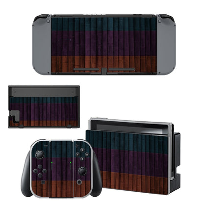Nintendo Nintendo Switch Wood Skin Sticker - Design Vinyl