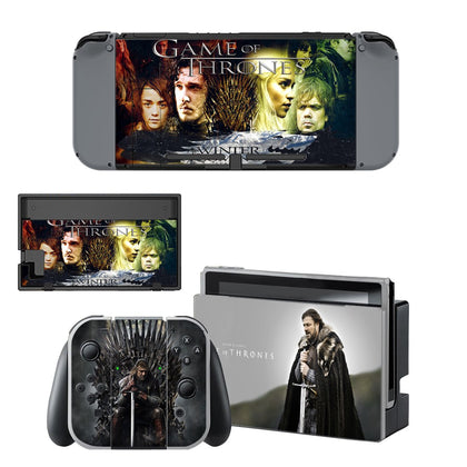 Nintendo Nintendo Switch Game Of Thrones Skin Sticker - Popculture Vinyl