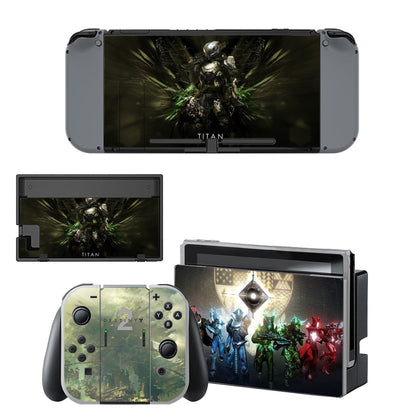 Nintendo Nintendo Switch Destiny Skin Sticker - Game Vinyl