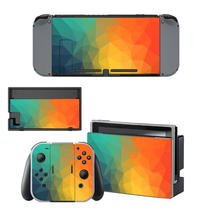 Nintendo Nintendo Switch Colours Skin Sticker - Design Vinyl