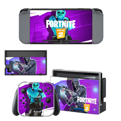 Nintendo Nintendo Switch Fortnite Skin Sticker - Game Vinyl