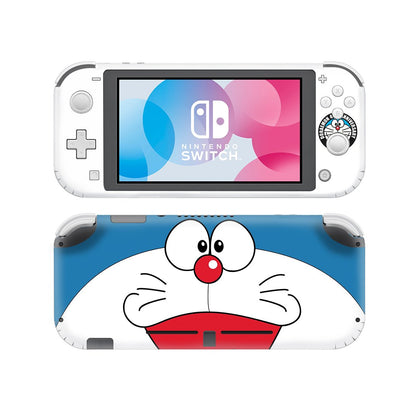 Nintendo Nintendo Switch Lite Doramon Skin Sticker - Anime Vinyl