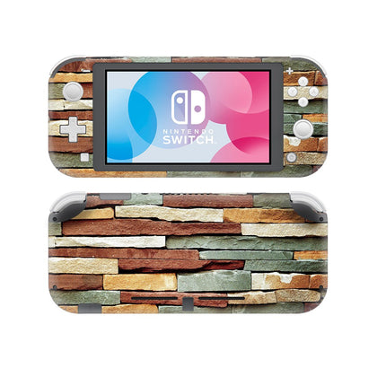 Nintendo Nintendo Switch Lite Wood Skin Sticker - Design Vinyl