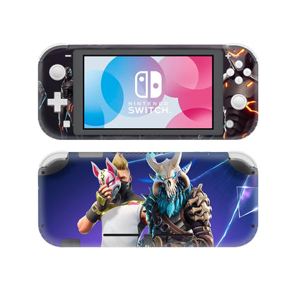 Nintendo Nintendo Switch Lite Fortnite Skin Sticker - Game Vinyl