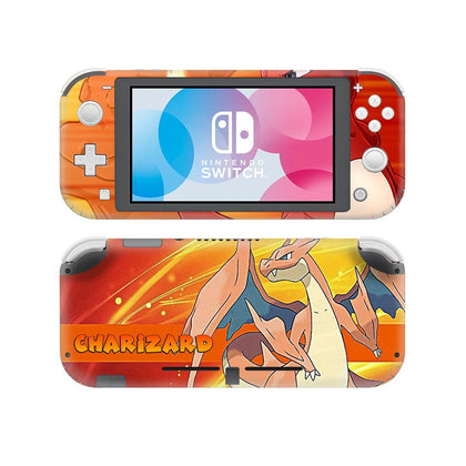 Nintendo Nintendo Switch Lite Pokemon Skin Sticker - Anime Vinyl