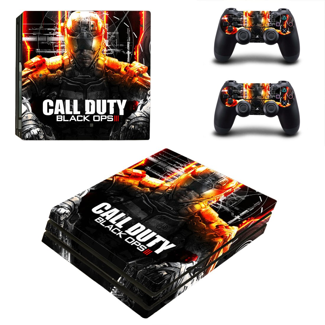 Call Of Duty PS4 Pro Skin Sticker Wrap